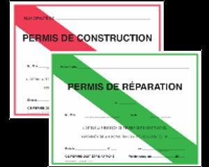 Demande permis